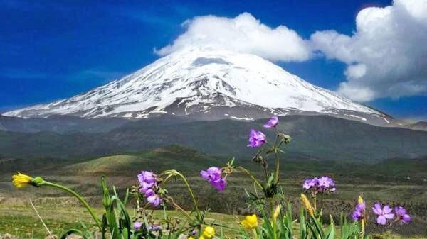 وقف قله دماوند ،پر حاشیه ترین خبر / تمام  ماجرا