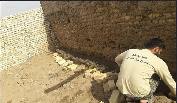 سفیران هدایت ملایر در اردوی جهادی یک روزه
