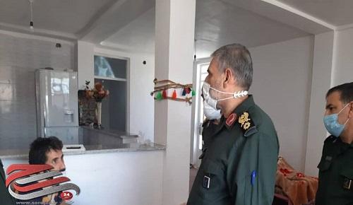 بهرهبرداری از خانههای جدید  زلزله زدگان  مسجدسلیمان