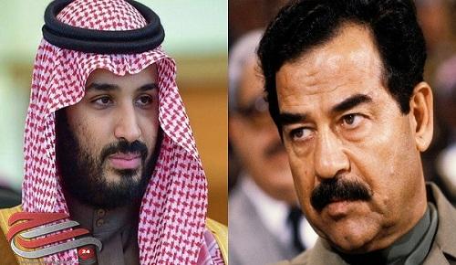 تاریخ برای «صدام جدید» در حال تکرار شدن است