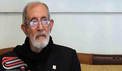 فیروز زیرککار از پیرغلامان تبریز در ۸۴ سالگی درگذشت