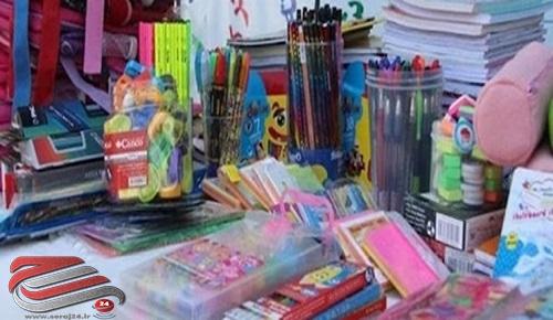 توزیع 20 هزار قلم لوازمالتحریر در گام دوم کمک مؤمنانه در کاشان