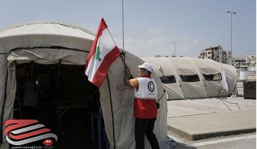 ارسال محموله دوم کمک هلال احمر به لبنان، در صورت اعلام نیاز بیروت