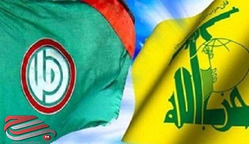 بیانیه مشترک حزبالله و امل درباره برگزاری مراسم محرم امسال