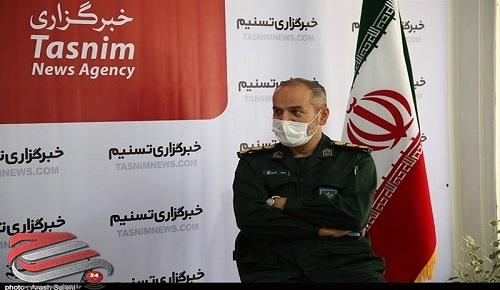 تیپ ۸۲ صاحبالامر(عج) استان قزوین از مرزهای شمالغرب ایران حراست میکند