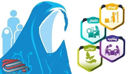 ارتباط ویژگیهای جمعیت شناختی و توانمندیهای روانی و حقوقی زنان شهر تهران