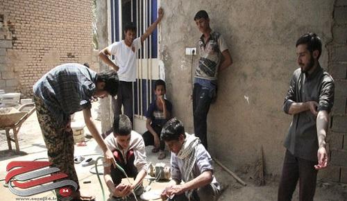 برگزاری اردوی جهادی ۱۰ روزه جمعی از دانشجویان ملایر