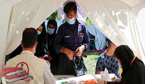 جهادگران بسیج جامعه پزشکی در ۶روستای بهمئی خدمات رایگان ارائه دادند
