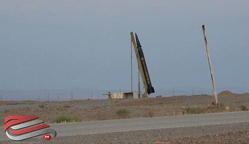 سرعت ورود به جو موشک بالستیک «شهید حاج قاسم» ۱۲ ماخ است