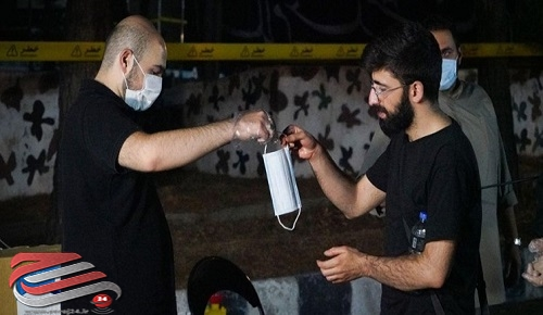 اهدای ۳ میلیون ماسک در هیأتها توسط ستاد اجرایی فرمان امام