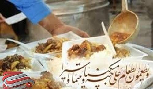 توزیع بیش از ۲ میلیون پرس غذای گرم در استان فارس