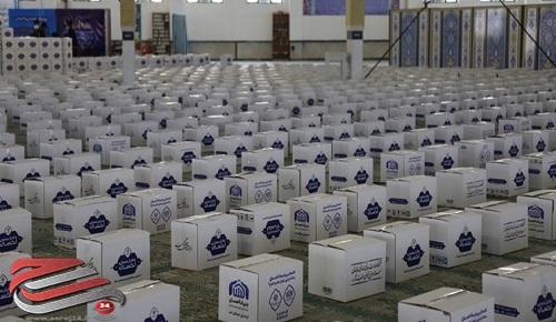 توزیع 50 هزار بسته معیشتی به همت بسیج جامعه زنان سپاه شهدای آذربایجان غربی
