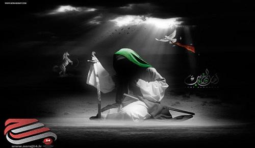 فیلم/گزیدهای از مراسم هیأت فاطمیون، بندرماهشهر/حاج سعید کرمعلی
