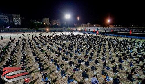 تحویل 9000 تخته فرش حرم امام رضا(ع) به هیئات مذهبی مشهد