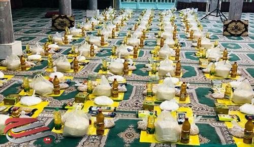 توزیع ۴۰۰۰ بسته معیشتی حمایتی بنیاد مستضعفان در مازندران
