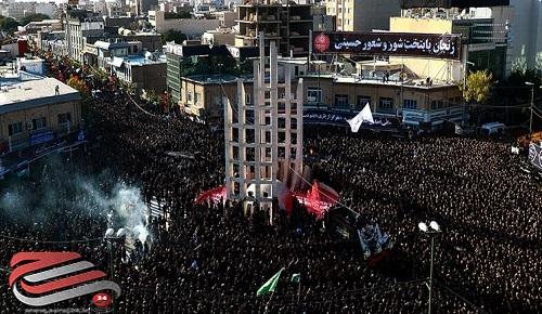 امسال مراسم دستهروی حسینیه اعظم زنجان برگزار نمیشود