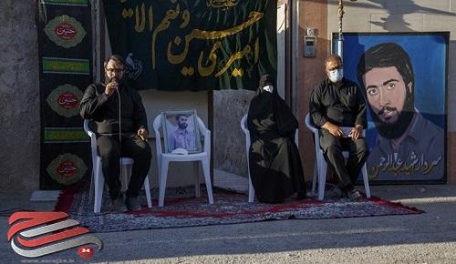 اجرای پویش هر کوچه یک حسینیه در جهرم+عکس
