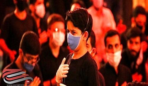 توزیع 180 هزار ماسک بین هیأتهای عزاداری کرمانشاه