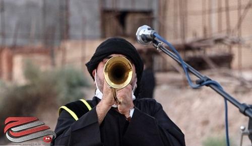 طنین لبیک یا حسین خوزستان در شب عاشورا