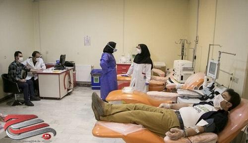 رشد ۲ درصدی اهدای خون در تاسوعا و عاشورای امسال قم