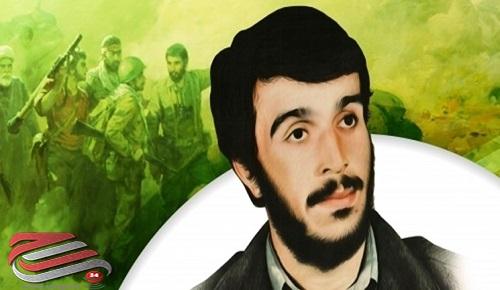بزرگداشت سیوچهارمین سالگرد شهادت سردار محمود کاوه در حرم رضوی
