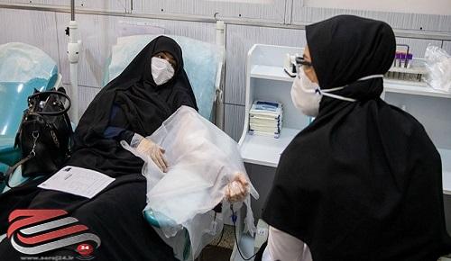 افزایش 21 درصدی اهدای خون بانوان در ایام تاسوعا و عاشورای حسینی