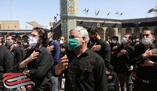 قدردانی سپاه همدان از رعایت پروتکل ها در مراسم عزاداری ماه محرم
