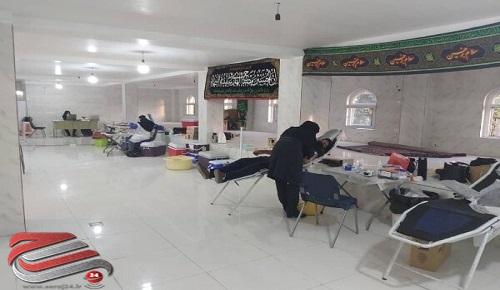 طرح نذر اهدای خون در پیشوا اجرا شد