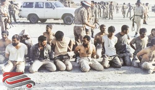 جواب محرمی اسیران ایرانی به یک افسر عراقی