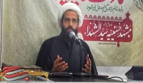 پویش «مشهد حسینیه سید الشهدا» جلوه مردمی تبلیغ است