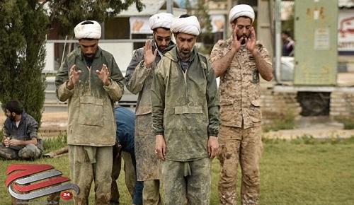 جهادگر شهیدی که 18 سال از همسرش پرستاری کرد+عکس