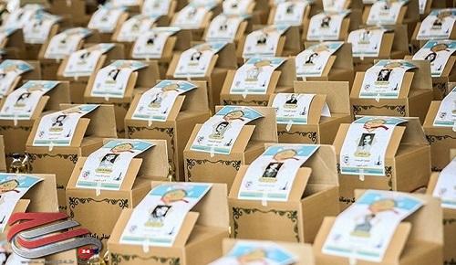 توزیع 110 بسته معیشتی میان نیازمندان بندرعباسی توسط سپاه
