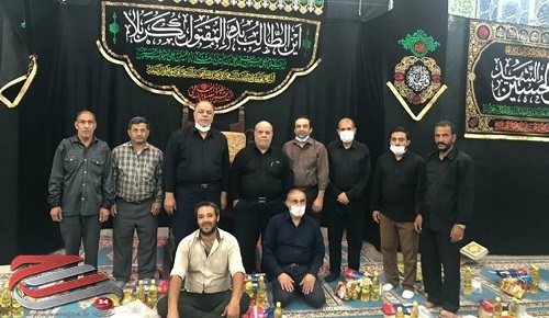 همدلی مسجدیها در ایام محرم