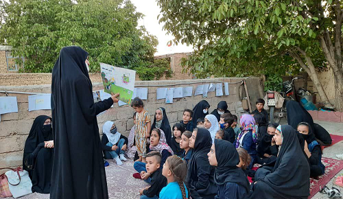 گروهی جهادی که  یک روستا را متحول کرد