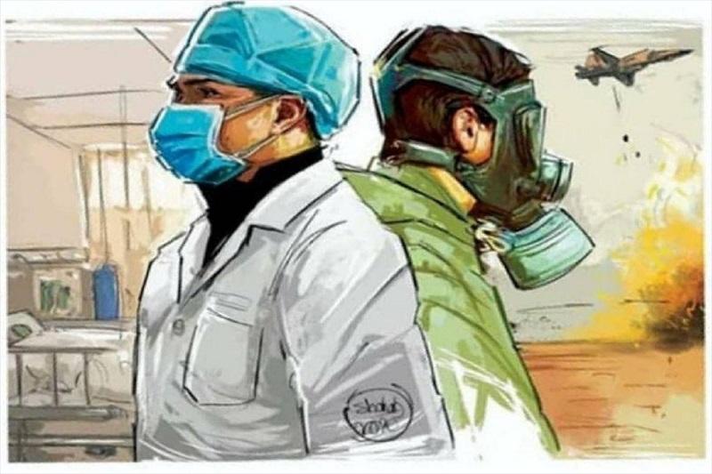 فیلم/نماهنگ جدید محمد معتمدی برای شهدای مدافع سلامت