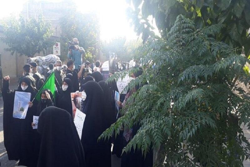 اعلام انزجار دانشجویان و اقشار مردم از اهانت نشریه شارلی ابدو