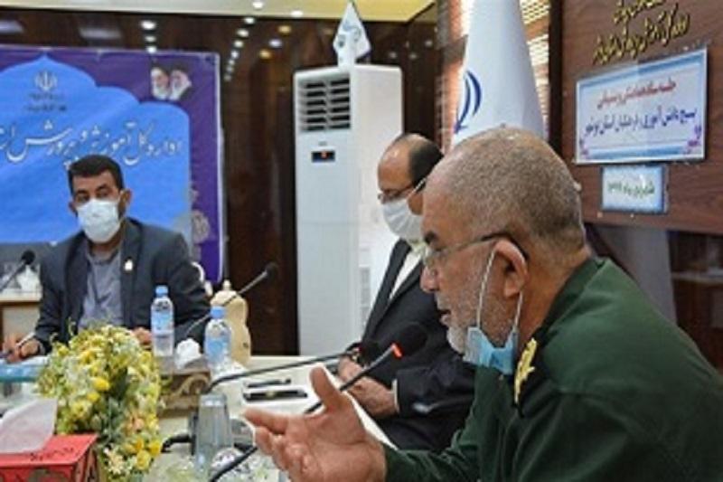 آموزش و پرورش تجلی تربیت انسانهای تراز انقلاب اسلامی است