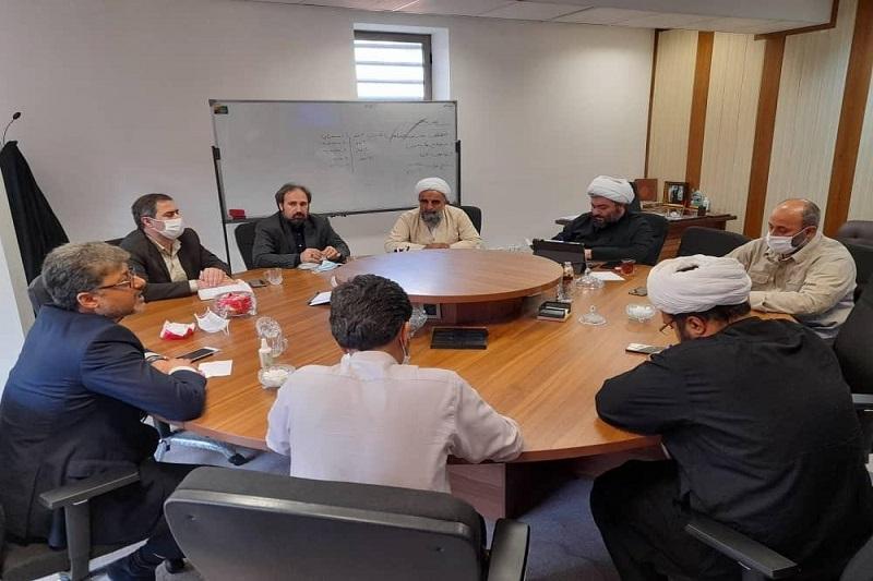 نشست مشترک جبهه فرهنگی، اجتماعی انقلاب اسلامی تهران با مدیران رادیو تهران