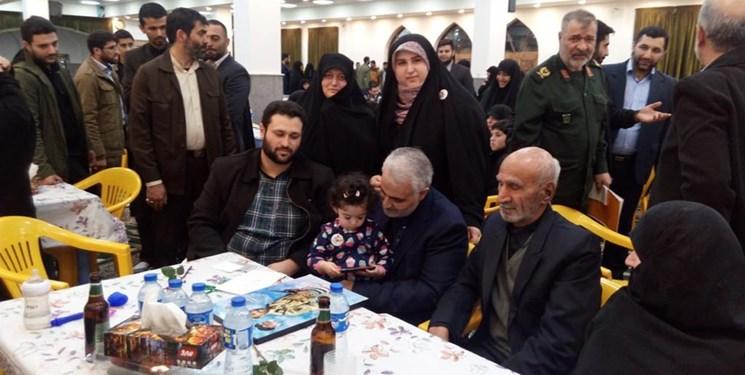 گفتگو با همسر شهید سید جلال حبیب الهی/ داوطلب رفتن به یگان ویژه صابرین شد