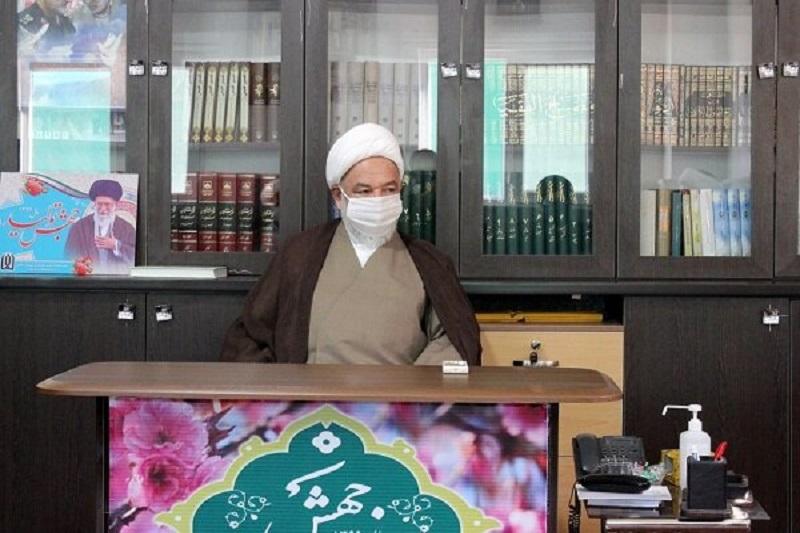 مسجد باید پایگاه دفاع و جهاد باشد