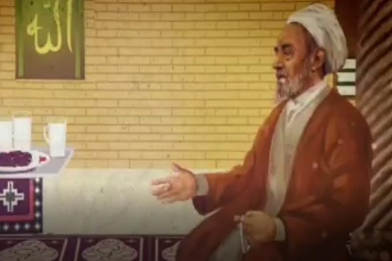 فیلم/مجموعه داستانی چهار قسمتی مردی از آسمان/قسمت اول: شهادت