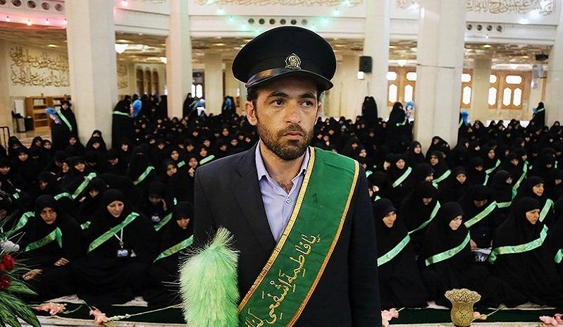 برگزاری اجتماع خادمین مواکب امام رضا (ع) در مشهد