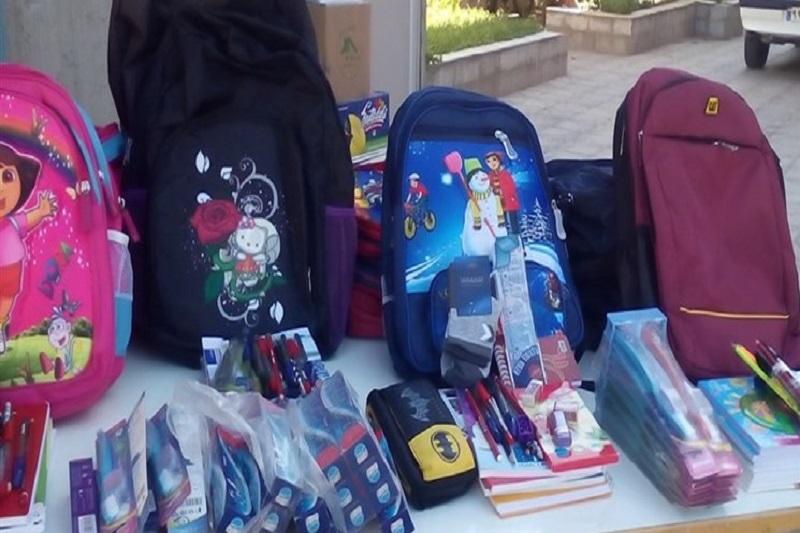 اهدای ۲۰۰۰ بسته لوازمالتحریر به دانشآموزان اصفهانی