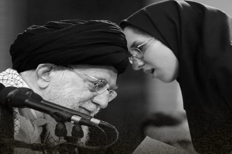 امام خامنه ای: زن ایرانی این امتیاز را دارد که هویّت مستقلِ فرهنگی دارد+عکس