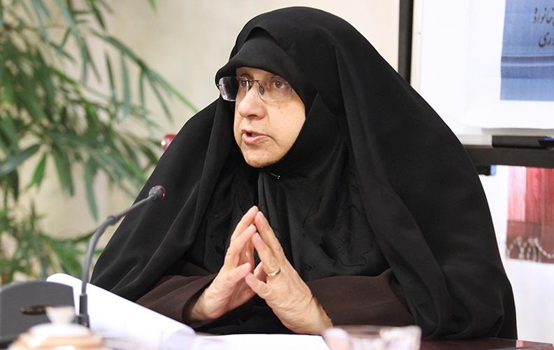 مریم مجتهدزاده: چهلمین سالگرد دفاع مقدس سبب پیشتازی حرکت زن مسلمان در نظام اسلامی خواهد بود