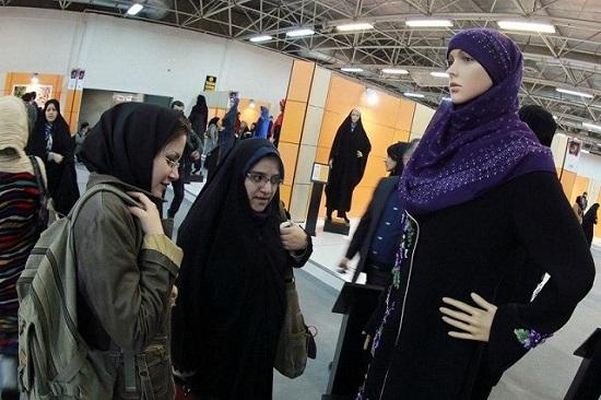 لباس عفاف و حجاب زنان در ادارات رونمایی  میشود