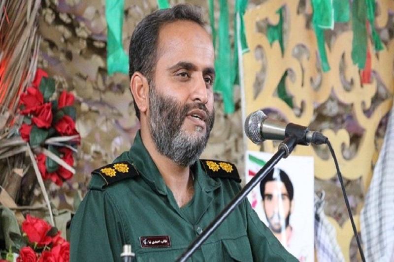 ایستادگی، مقاومت و مردم سه ضلع قدرتمند پیروزی ملت ایران