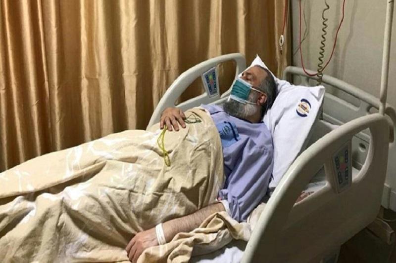 حجتالاسلام علوی تهرانی بر اثر ابتلا به کرونا بستری شد