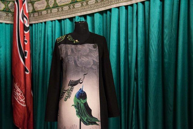 پایان کار نمایشگاه لباس عاشورایی