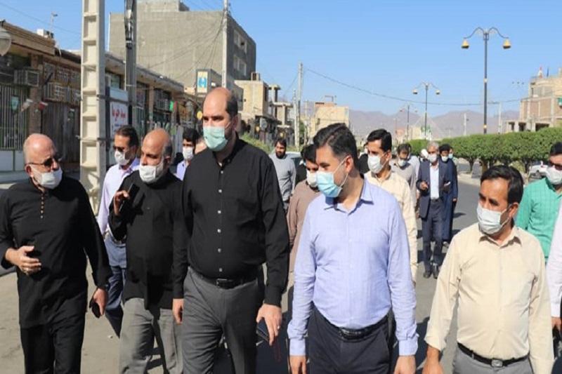 گردهمایی «ایران آباد» در قلعهگنج